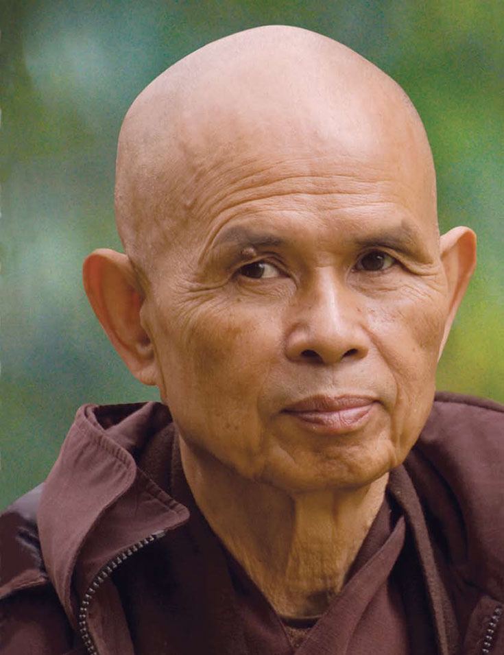 Photo de Thich Nhat Hanh